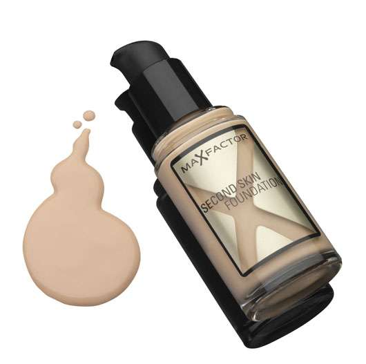 Max Factor Second Skin Foundation