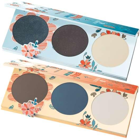 essence trend edition secrets of the past eyeshadow (oben: #01, unten: #02), Quelle: cosnova GmbH