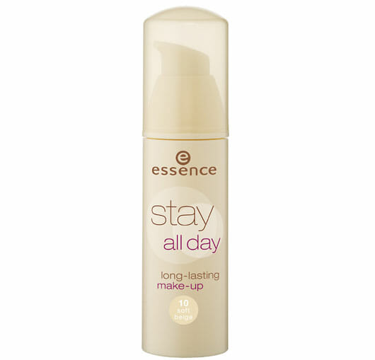 essence stay all day long-lasting make-up, Quelle: cosnova GmbH