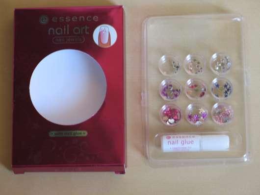 essence nail art nail jewels