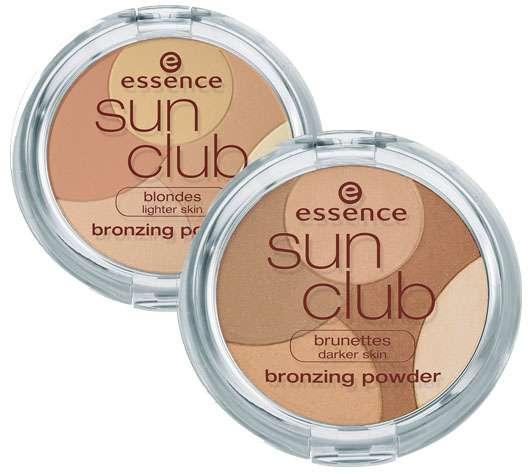 essence sun club bronzing powder, Quelle: cosnova GmbH