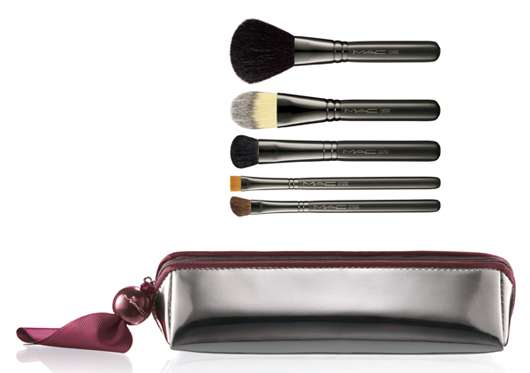 M·A·C Cosmetics WAVE OF A WAND SWEEP AND DEFINE BRUSHES, Quelle: Estée Lauder Companies GmbH / M·A·C Division