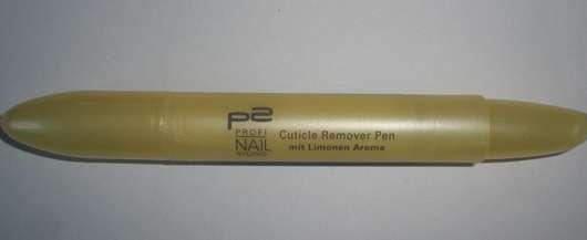 p2 Profi Nail Studio Cuticle Remover Pen