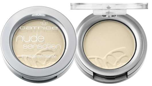 Catrice Nude Sensation Eyeshadow, Farbe: C01 Nude Cream