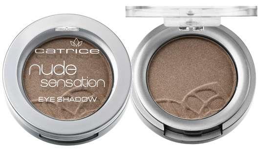 Catrice Nude Sensation Eyeshadow, Farbe: C02 Shimmering Beige