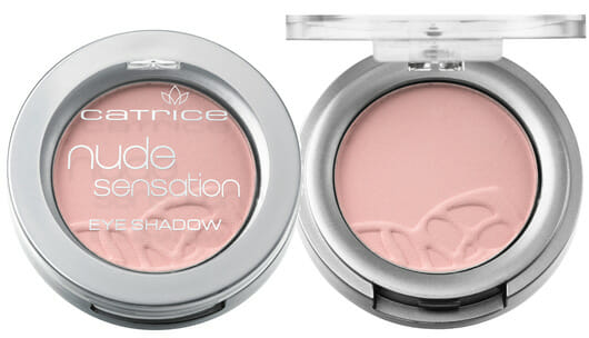 Catrice Nude Sensation Eyeshadow, Farbe: C03 Soft Coral