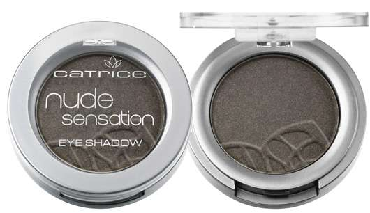 Catrice Nude Sensation Eyeshadow, Farbe: C04 Metallic Brown