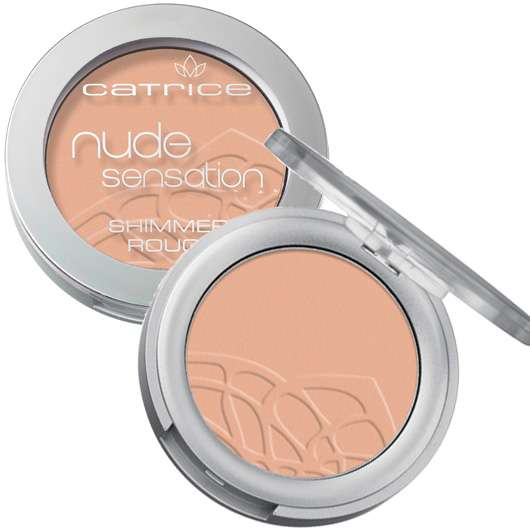 Catrice Nude Sensation Shimmer Rouge (#02 Nude Peach), Quelle: cosnova GmbH