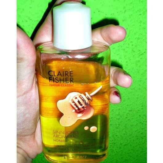 Claire Fisher Natur Classic – Sinnliches Aromabad Honig