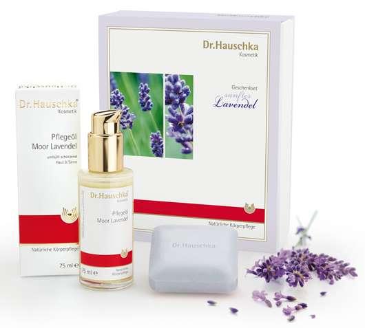 """Dr.Hauschka Geschenkset """"sanfter Lavendel"""", Quelle: WALA Heilmittel GmbH"""