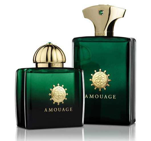AMOUAGE EPIC – LEGEND OF THE SILK ROAD