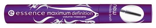 "essence ""all I want.""´maximum definition mascara, Quelle: cosnova GmbH"