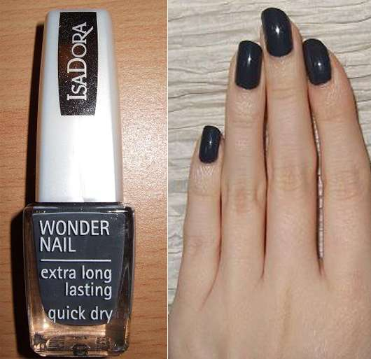 IsaDora Wonder Nail, Farbe: 65 Smoky Grey