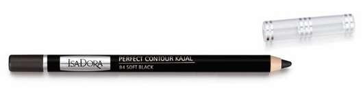 IsaDora Perfect Contour Kajal Soft Black, Quelle: Douglas