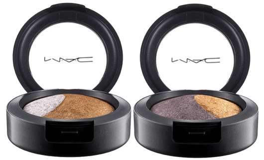 M·A·C Cosmetics MAGIC MIRTH AND MISCHIEF MINERALIZE EYE SHADOW (DUO) - MAYHEM & MIDNIGHT MADNESS, Quelle: Estée Lauder Companies GmbH / M·A·C Division