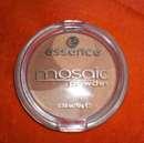 essence mosaic powder, Nuance: No. 01 sunkissed beauty