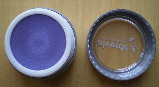 alverde Creme-Lidschatten mit Tigerauge, Farbe: 04 Violet
