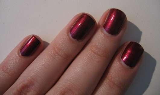 Manhattan Cosmetics Winter Pearls Nail Polish, Farbe: 10 - nach 6 Tagen
