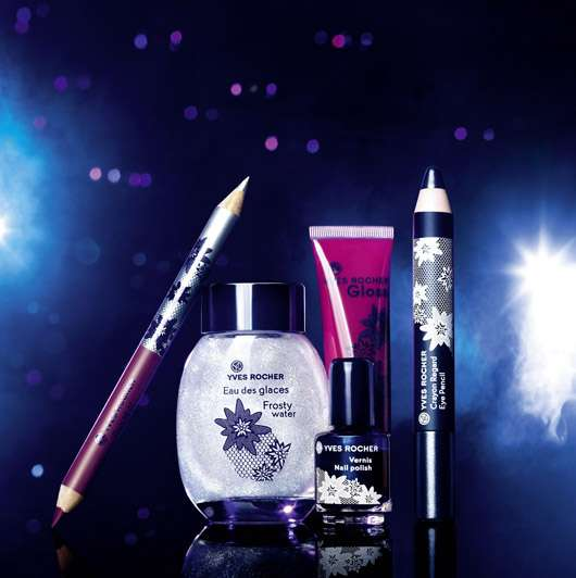 Luminelle Tendance Festtags-Make-up von Yves Rocher