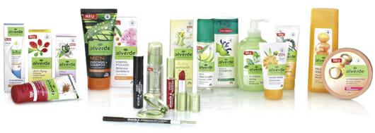 alverde NATURKOSMETIK ist eine der drei nachhaltigsten Marken Deutschlands