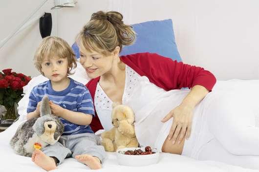 Schöne Haut in der Schwangerschaft, Bild 7, Quelle: Apotheker Walter Bouhon GmbH