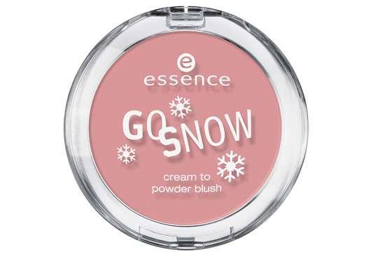 essence go snow cream to powder blush, Quelle: cosnova GmbH
