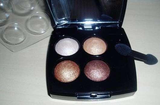 Manhattan Cosmetics Colour Meets Elegance Eyeshadow Palette, Farbe: Golden Effects (20)