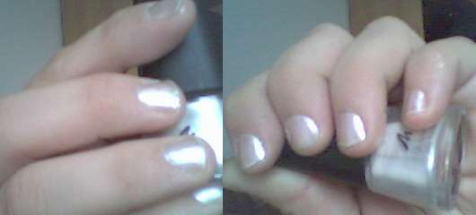 Manhattan Cosmetics Winter Pearls Nail Polish, Farbe 20