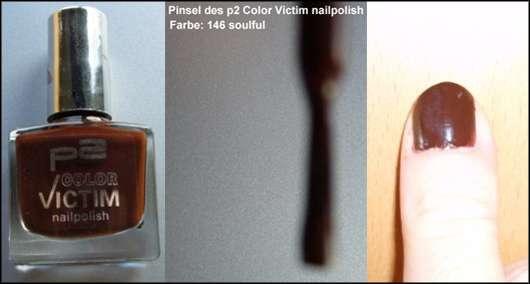 p2 Color Victim Nailpolish, Farbe: 146 soulful