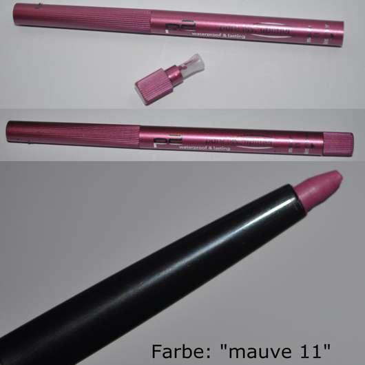 p2 pure last lipliner, Farbe: mauve 11