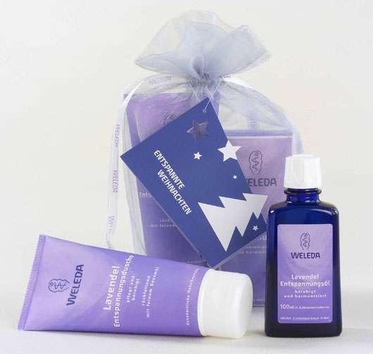 Geschenkset Lavendel von Weleda, Quelle: WELEDA AG