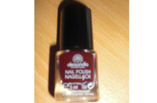 NAIL POLISH NAGELLACK von alessandro, Farbe: Rot (33)