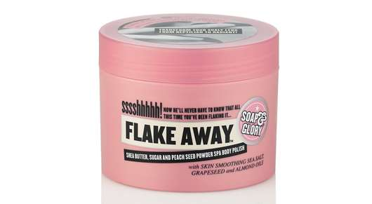 FLAKE AWAY™, Quelle: Douglas
