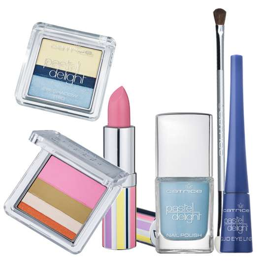 "Catrice Trend Collection ""Pastel Delight"""