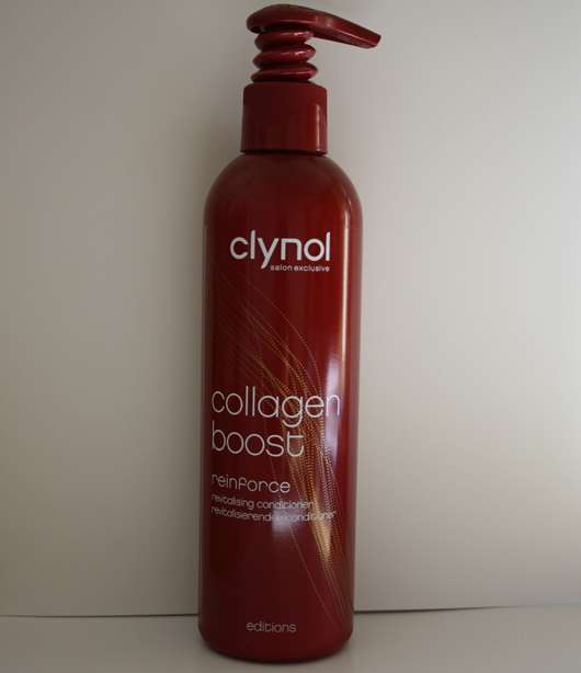Clynol Collagen Boost Reinforce – revitalisierender Conditioner