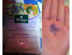 Produktbild zu Kneipp Badesalz Harmonie Lavendel Orange