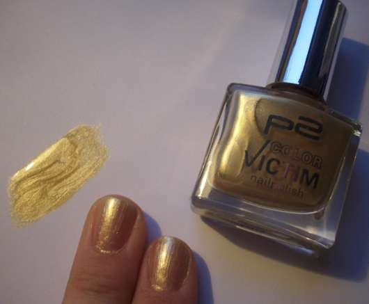 p2 Color Victim Nail Polish, Farbe: 220 hyper