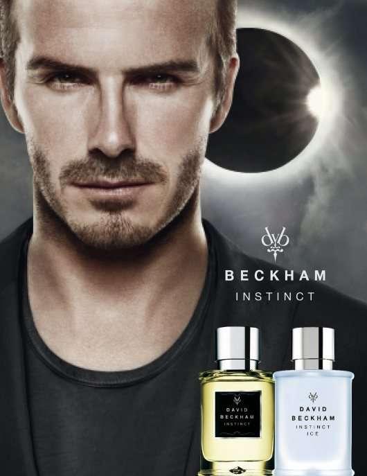 David Beckham INSTINCT ICE