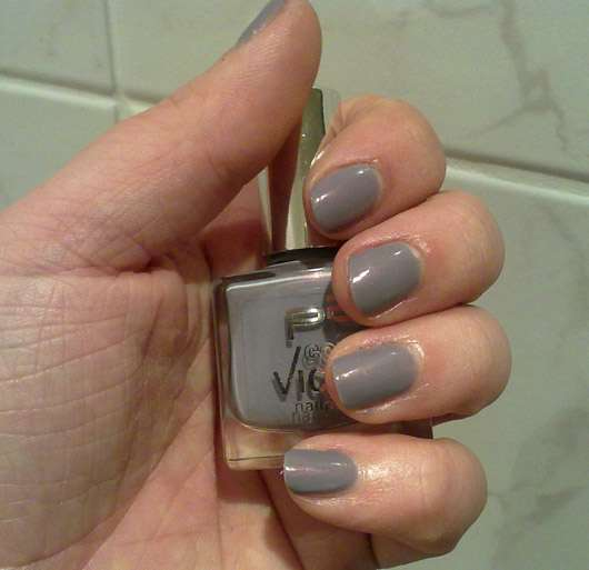 p2 color victim nailpolish, Farbe: elegant