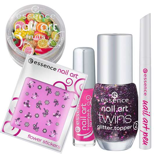 """essence trend edition """"be a nail artist"""""""
