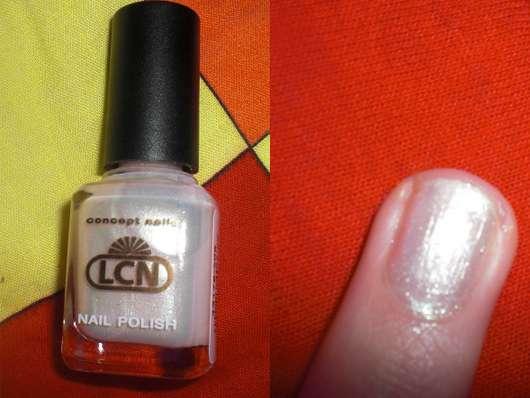 LCN Nagellack, Farbe: 43179-289 (Perlmutt-Rosa)