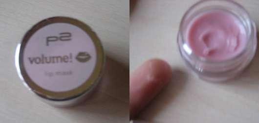 p2 volume lip mask