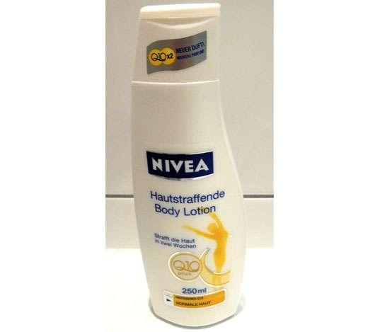 NIVEA Hautstraffende Body Lotion Q10 plus