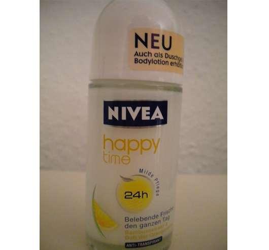 Nivea Happy Time Anti-Transpirant Roll-On
