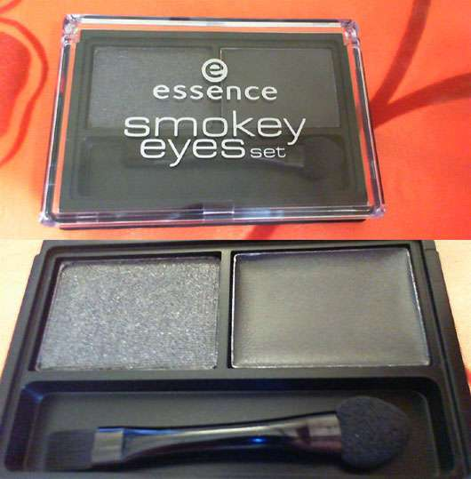 "essence smokey eyes set, Farbe: 01 ""so what?"""