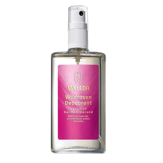Das neue Wildrosen-Deodorant von Weleda