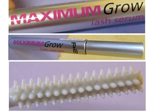 p2 Maxium Grow Lash Serum
