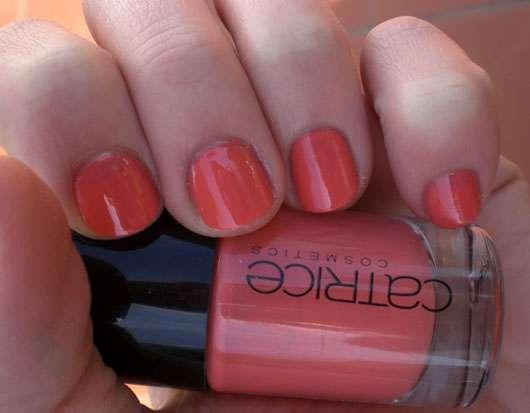 Catrice Ultimate Nail Lacquer, Farbe: 107 I Scream Peach!