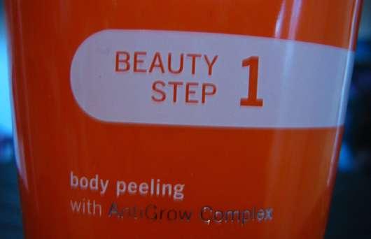 "Senzera Cosmetics ""bodylicious orange scrub"""