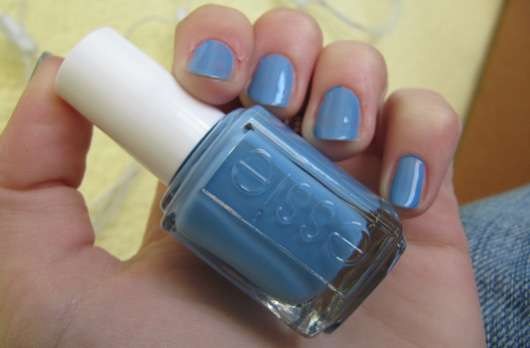 essie Nagellack, Farbe: lapis of luxury